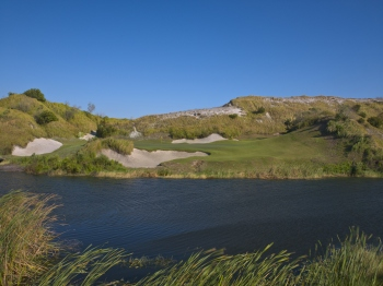 7th Hole, Streamsong Blue